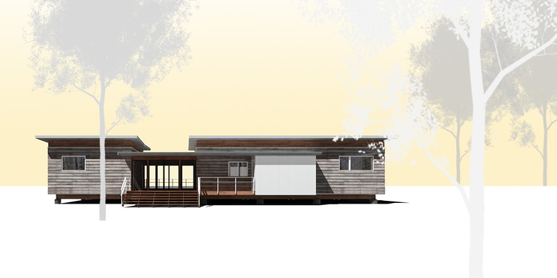 Prefab Green Modern Homes: Green Cabin Kits