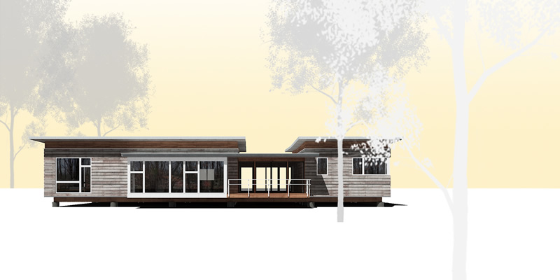 Prefab cottage plans find house plans for Sip cabins