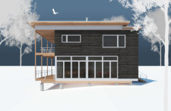 Cottage plans furthered with SIP! Eco-friendly cottage!